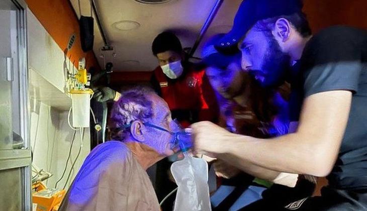 Bağdat'ta Kovid-19 hastanesindeki yangında ölü sayısı 58'e yükseldi