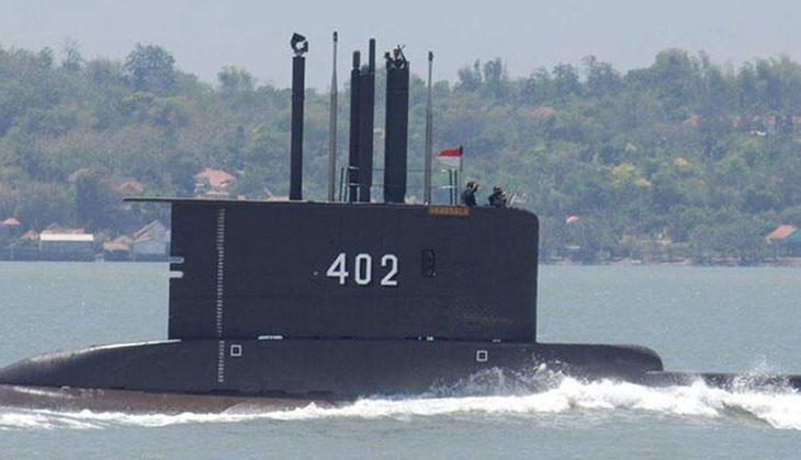 Kayıp denizaltının battığı açıklandı: 53 mürettebatın tamamı öldü
