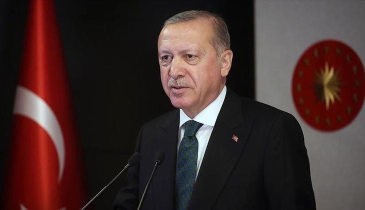 Son dakika: Cumhurbaşkanı Erdoğan'dan Çanakkale mesajı