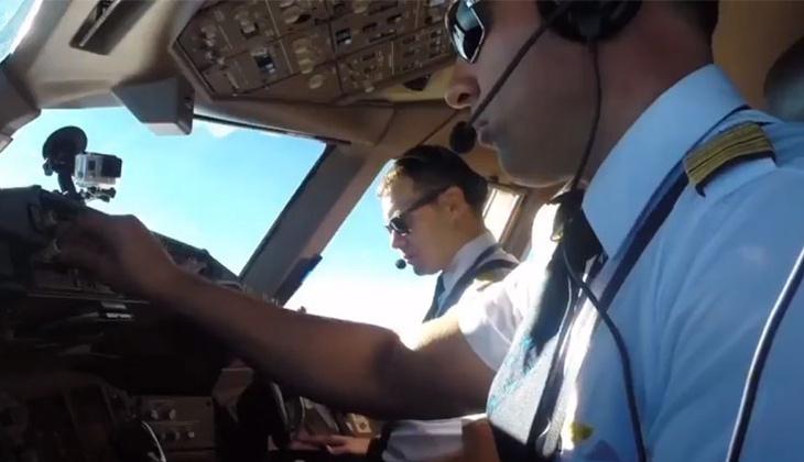 THY, Dünya Pilotlar Günü'nü unutmadı