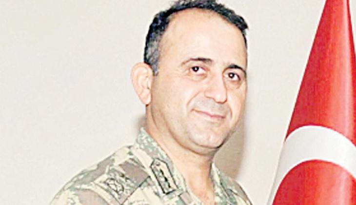 Sınırda yakalanan eski generale 20 yıl istendi