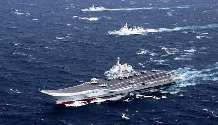 ABD'den Çin'e karşı ortak tatbikat adımı