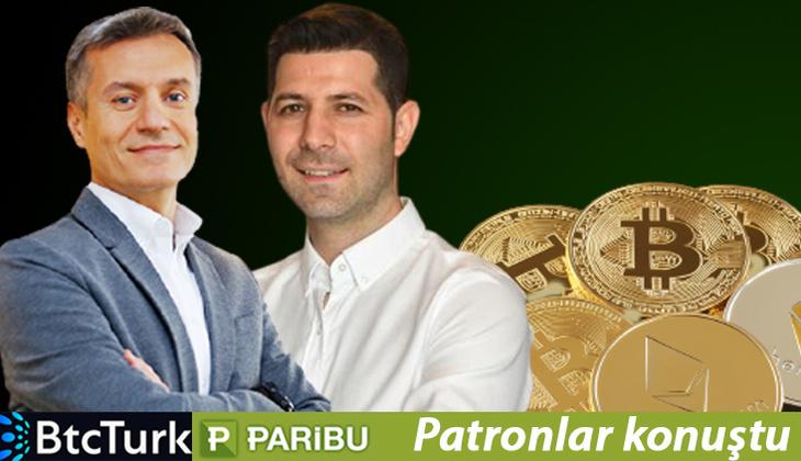 Son dakika... Thodex, Vebitcoin ve Goldexco.in kapandı... BTC Türk ve Paribu'nun patronları hurriyet.com.tr'ye konuştu