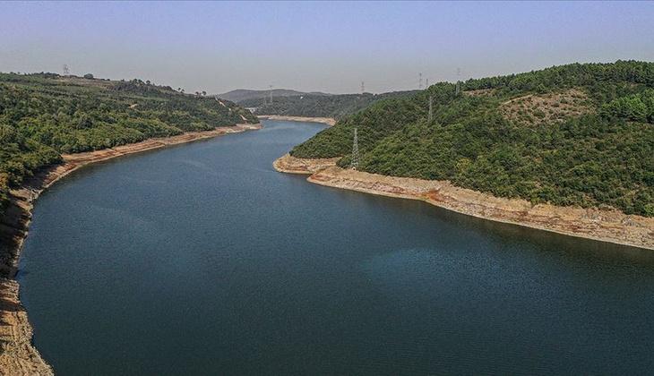 İstanbul'un barajlarındaki doluluk oranı açıklandı: Yüzde 81,11