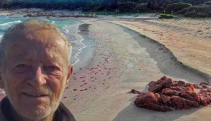 'İtalyan Robinson Crusoe' 32 yıldır tek başına yaşadığı adadan ayrılıyor