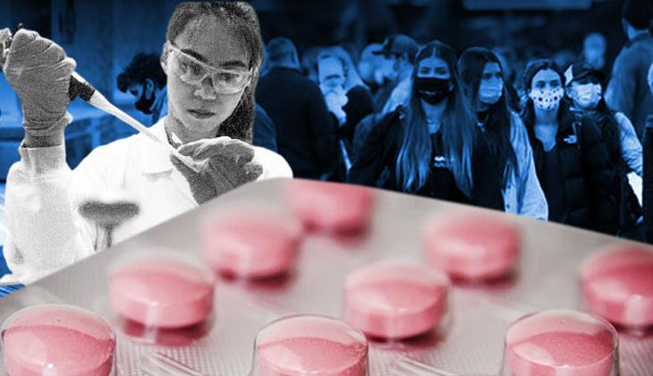 Pfizer'in 'anti Kovid hapı' bu yıl hazır olabilir