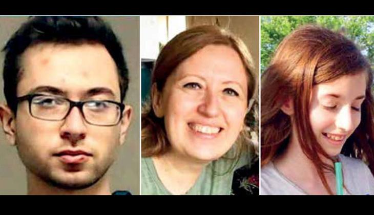 ABD'de yaşayan Türk genci annesini ve kız kardeşini öldürdü