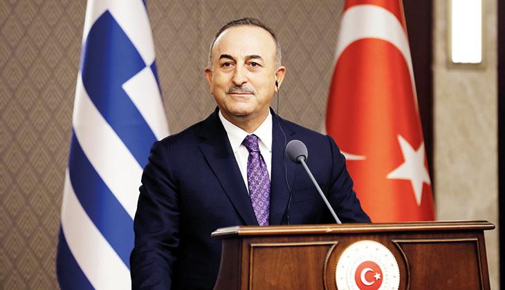 Türkiye'yi toplantıda Çavuşoğlu temsil edecek