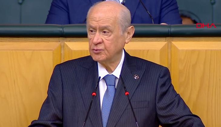 Son dakika... MHP Genel Başkanı Bahçeli'den önemli açıklamalar