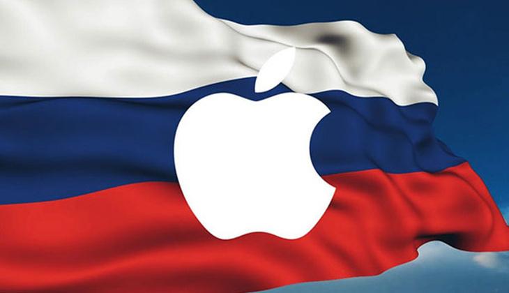 Rusya'dan Apple'a rekor ceza