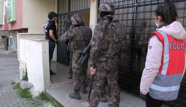 İstanbul'da tefeci operasyonu: 5 şüpheli gözaltında