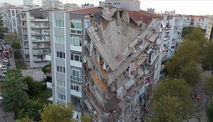 Son dakika... İzmir depremi sonrası bilirkişi raporu hazırlandı: 22 gözaltı kararı