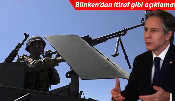 Blinken'dan itiraf gibi açıklama: Yeni bir iç savaş muhtemel senaryo!