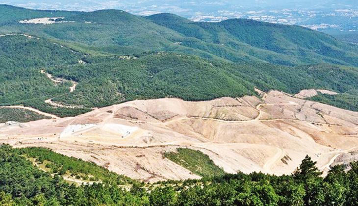 Bakan Pakdemirli açıkladı: Kaz Dağları'ndaki maden bakanlığa devredildi