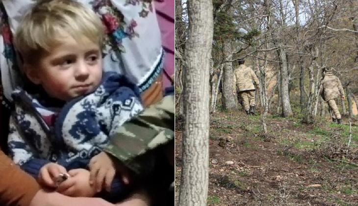 2 yaşındaki Süleyman kayıp! Her yerde aranıyor
