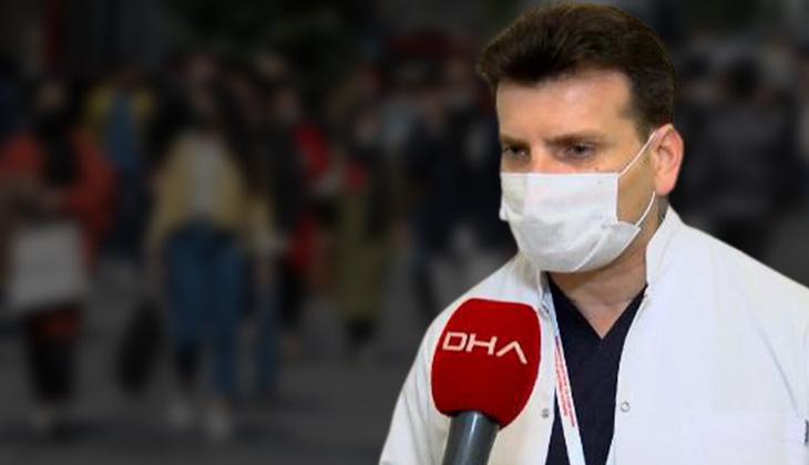 Prof. Dr. Nurettin Yiyit sevindiren haberi duyurdu: İstanbul'da ayakta başvuru yüzde 20 düştü
