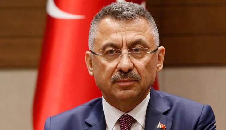 Cumhurbaşkanı Yardımcısı Oktay'dan Cenevre'deki Kıbrıs görüşmelerine ilişkin açıklama