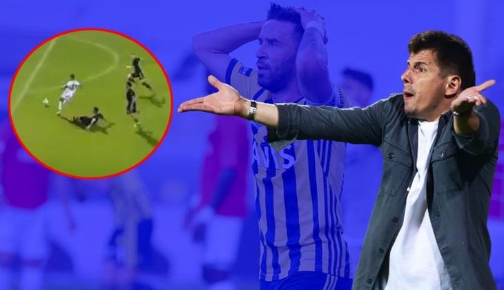 Alanyaspor-Fenerbahçe maçına damga vuran kırmızı kart! Gökhan Gönül'ün hamlesi taraftarı ikiye böldü