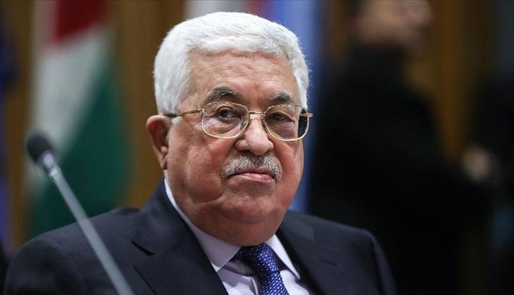 Filistin Devlet Başkanı Abbas'dan flaş açıklama: 'Kudüs olmaksızın seçimlere gitmeyeceğiz'