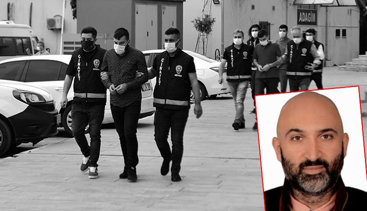 Adana'da avukata silahlı dehşet