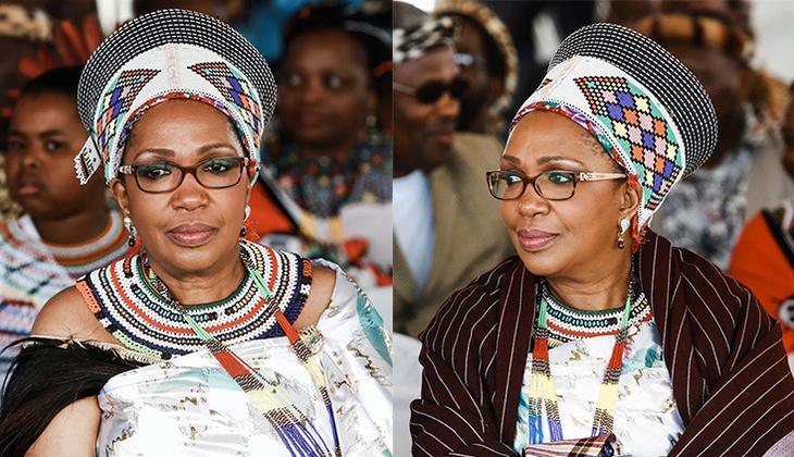 Tahta bir ay önce oturmuştu... Zulu Kraliçesi hayatını kaybetti!
