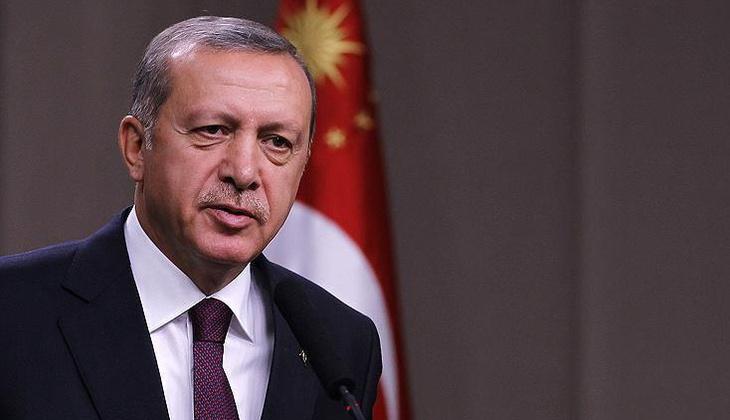 Son dakika... Cumhurbaşkanı Erdoğan'dan 1 Mayıs Emek ve Dayanışma Günü mesajı