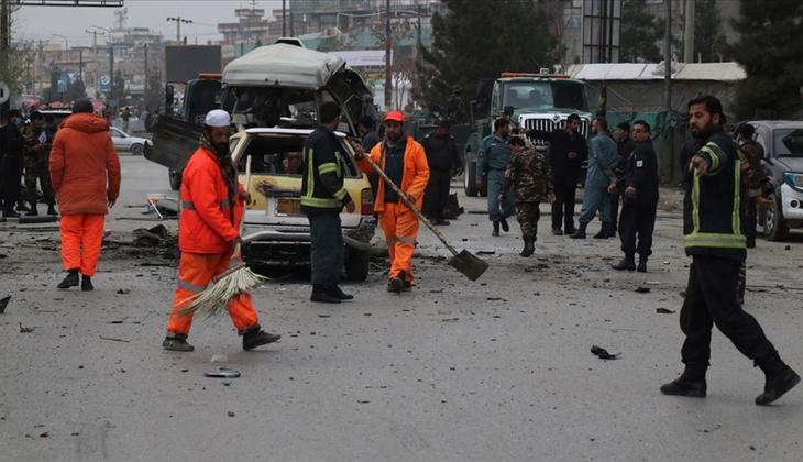Afganistan'da korkunç saldırı! Çok sayıda ölü var