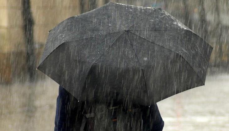 Meteoroloji'den son dakika hava durumu raporu! 3 bölgede yağış var