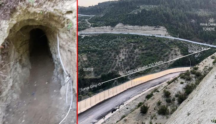 Son dakika... MSB duyurdu: Tünel tespit edildi, hepsi ele geçirildi