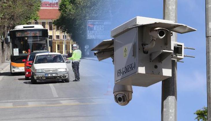 Eskişehir'de tam kapanmada kameralar devrede! Tespit edilip ceza kesiliyor