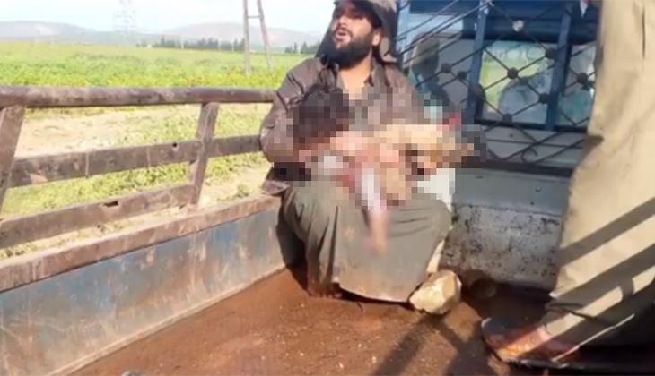 Son dakika... MSB: Terör örgütü yine sivilleri hedef aldı: Yaralı çocuk kurtarılamadı