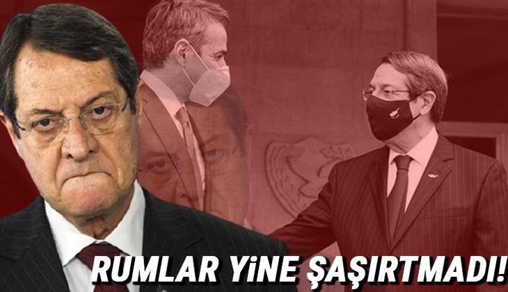 Son dakika haberler... Rum lider Anastasiadis'ten tepki çeken Türkiye açıklaması