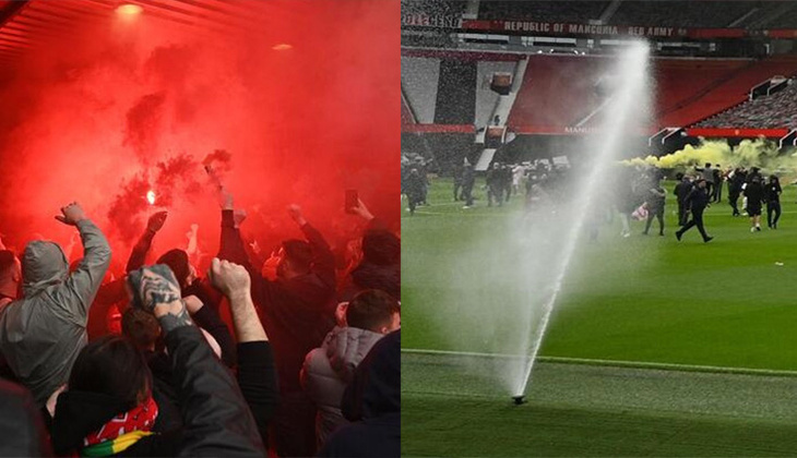 Son Dakika: Olayların ardından Manchester United puan silme cezasıyla karşı karşıya!