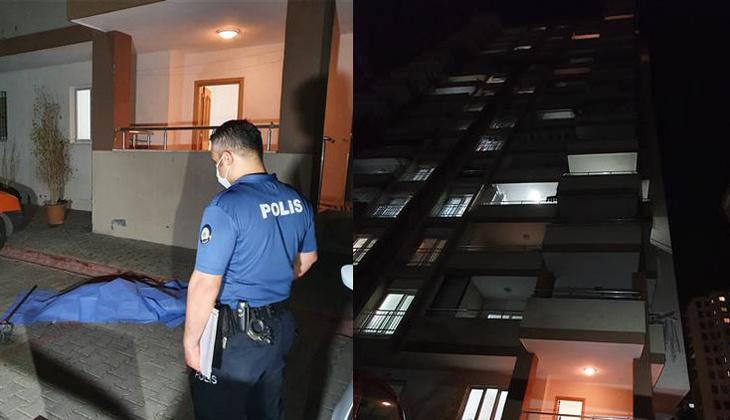Adana'da korkunç olay! 13 kattan düşen çocuk hayatını kaybetti.