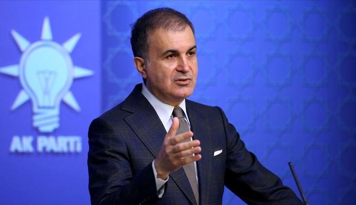 AK Parti Sözcüsü Çelik'ten CHP'li Erdoğdu'nun Cumhurbaşkanı Erdoğan'a yönelik sözlerine tepki
