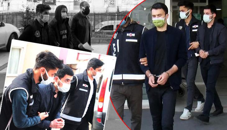 İstanbul'da suç örgütüne operasyon: Çok sayıda gözaltı