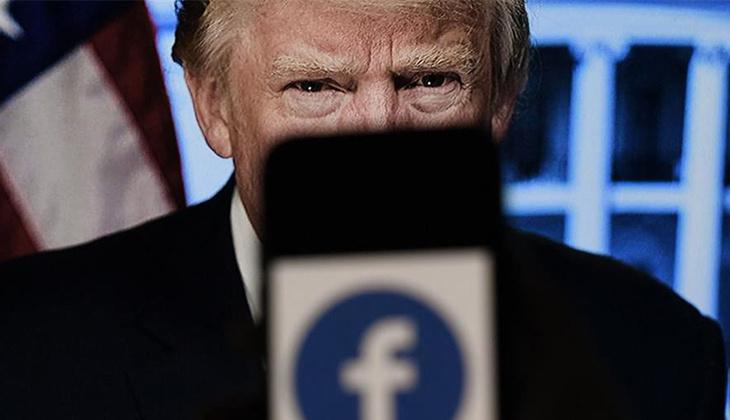 Facebook'tan Trump'a kötü haber... Yasak devam edecek!