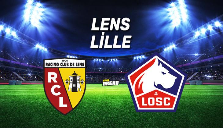 Canlı: Lens - Lille maçı