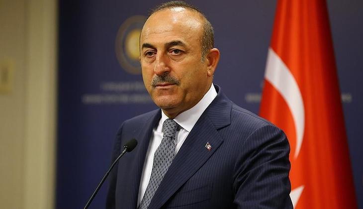 Bakan Çavuşoğlu'ndan Filistin'e seçim desteği