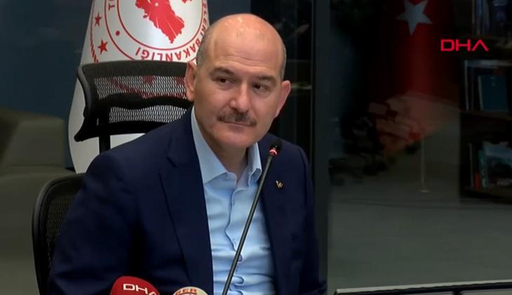 Son dakika... İçişleri Bakanı Soylu'dan İstanbul İl Emniyet Müdürü Aktaş'a şampiyonluk kutlaması uyarısı!