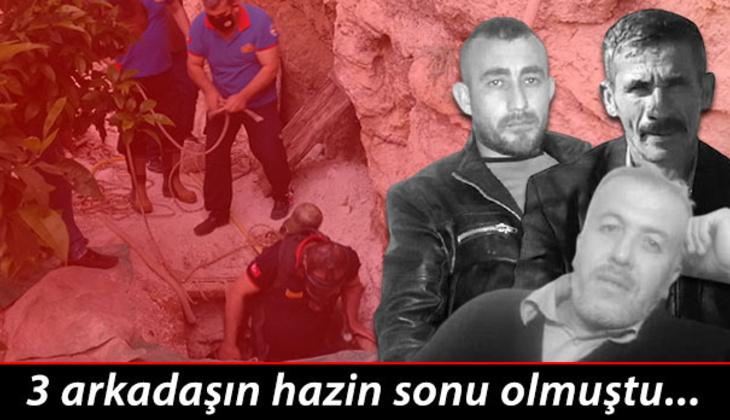 Adana'da ölüm saçan kuyuda korkunç şüphe!
