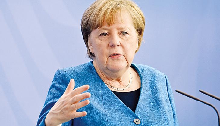 Almanya: Hamas'ın saldırıları terör eylemi