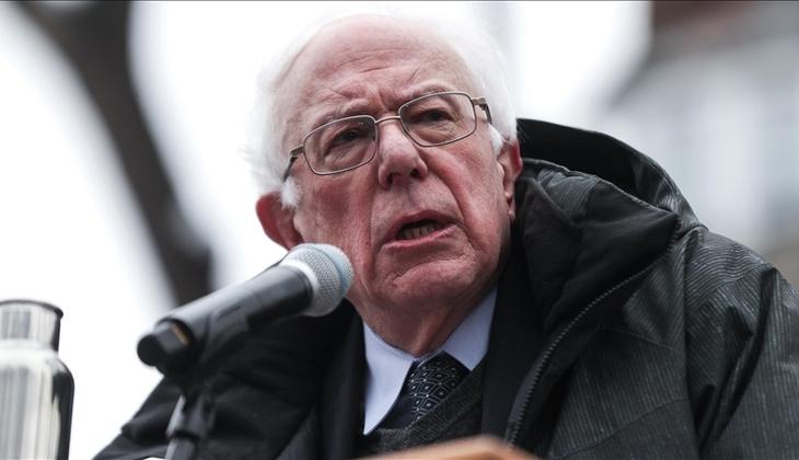 ABD Senatörü Bernie Sanders'tan Filistin konusunda 'Rotamızı değiştirelim' çağrısı
