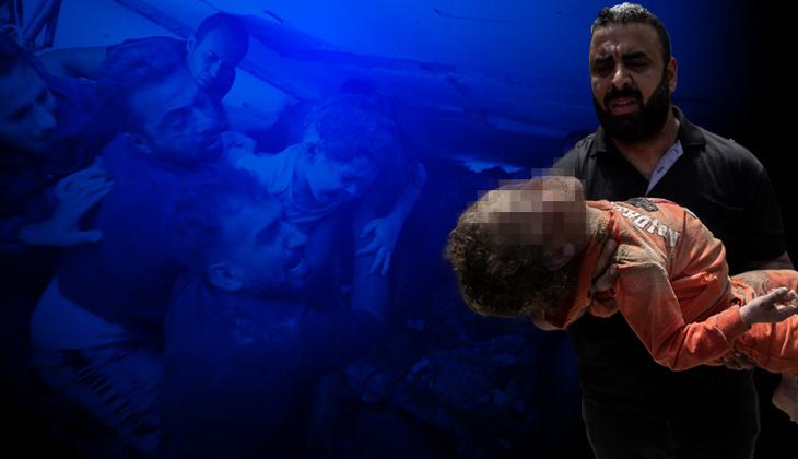 Son dakika haberi: İsrail'in düzenlediği saldırılarda ölü sayısı 192'ye yükseldi