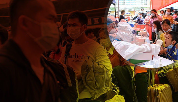 Çin'den flaş koronavirüs kararı: Seyahat kısıtlaması geri geldi!