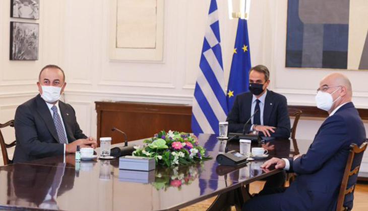 Son dakika... Bakan Çavuşoğlu'ndan Yunanistan paylaşımı