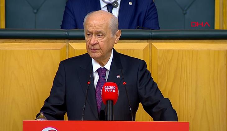 Son dakika... MHP Genel Başkanı Bahçeli'den önemli açıklamalar!