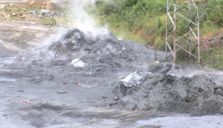 Son dakika... Başakşehir'de kimyasal atık alarmı