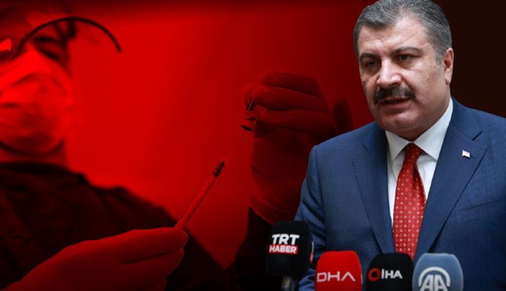 Son dakika: Sağlık Bakanı Fahrettin Koca'dan aşı açıklaması: Bu güce güvenin