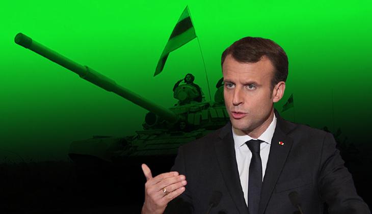 Macron'dan skandal Azerbaycan açıklaması